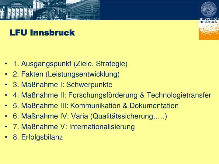 LFU Innsbruck