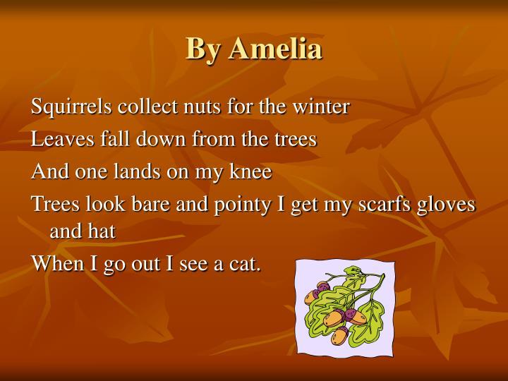 By Amelia