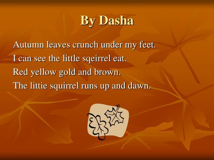 By Dasha