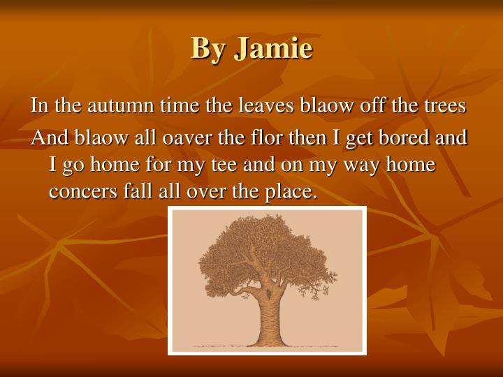 By Jamie