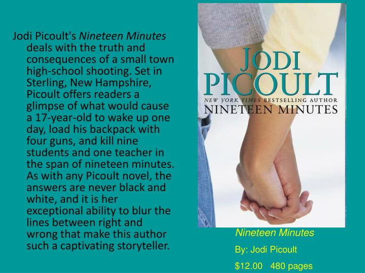 Jodi Picoult's