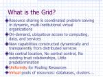 what is the grid1