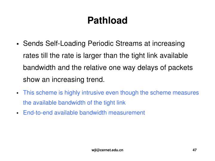 Pathload