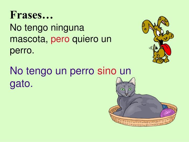 Frases…