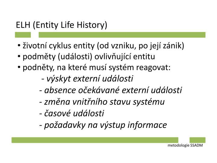ELH (Entity