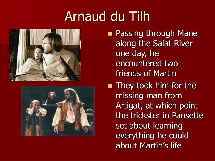 Arnaud du Tilh