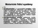 motorick d c syst my