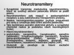 neurotransmitery