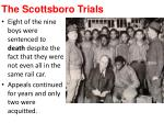 the scottsboro trials1