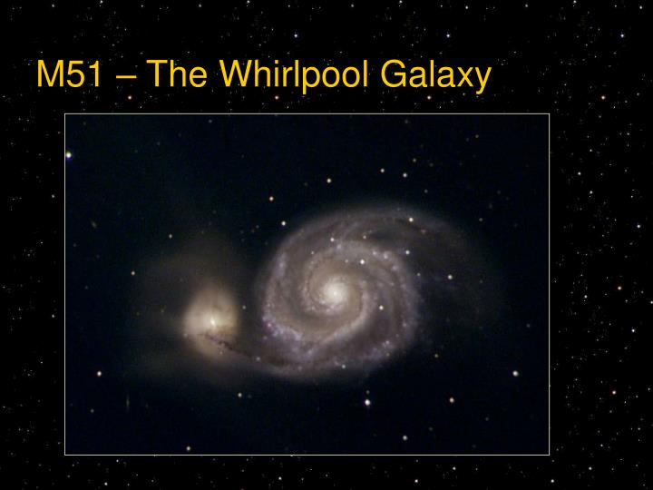 M51 – The