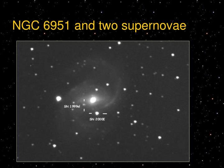 NGC 6951 and