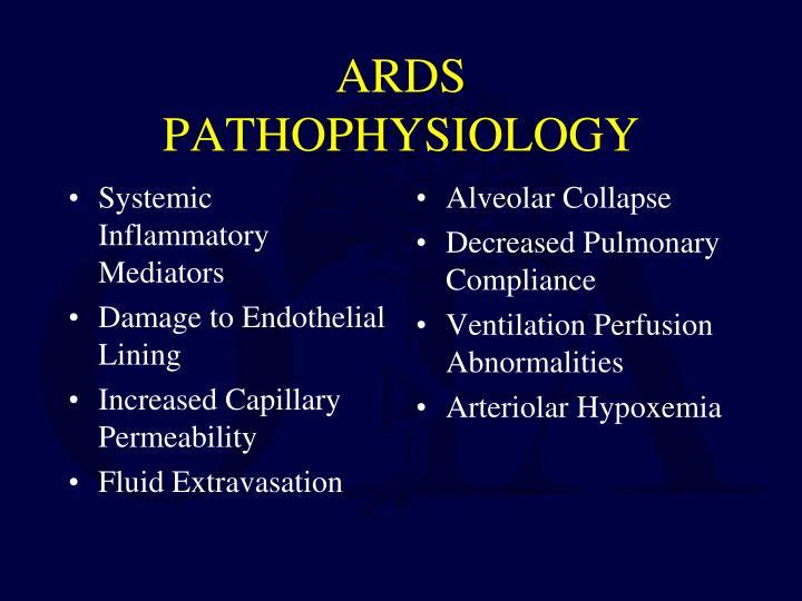 Systemic Inflammatory Mediators