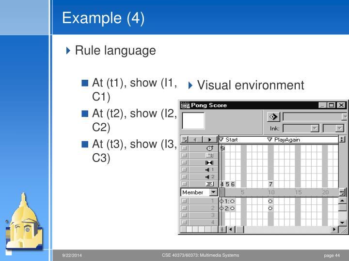 Rule language