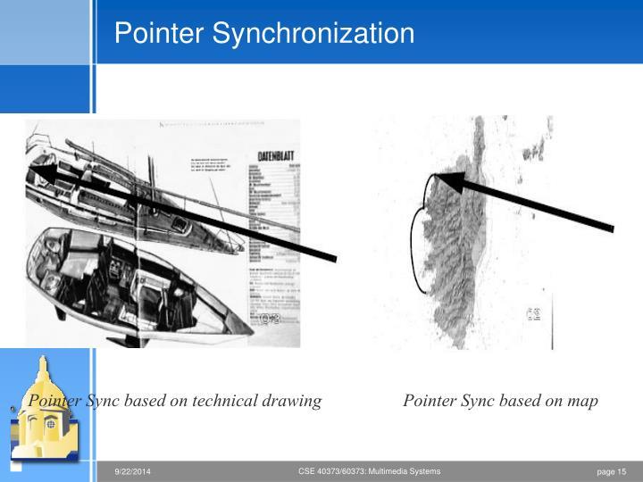 Pointer Synchronization