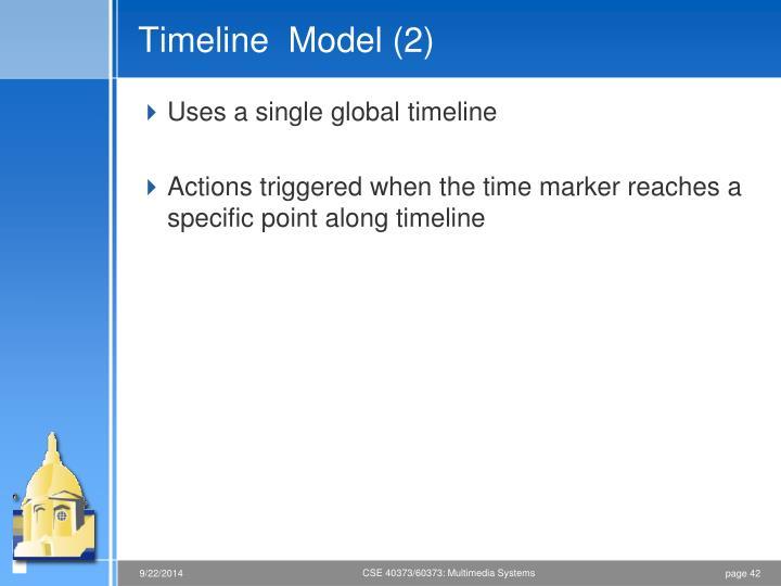 Timeline  Model (2)