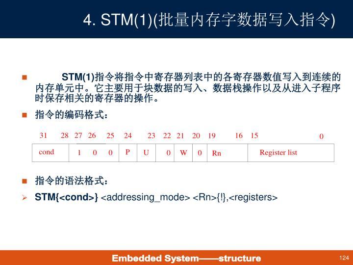 4. STM(1)(