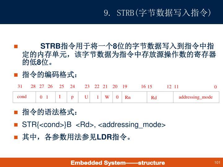 9. STRB(