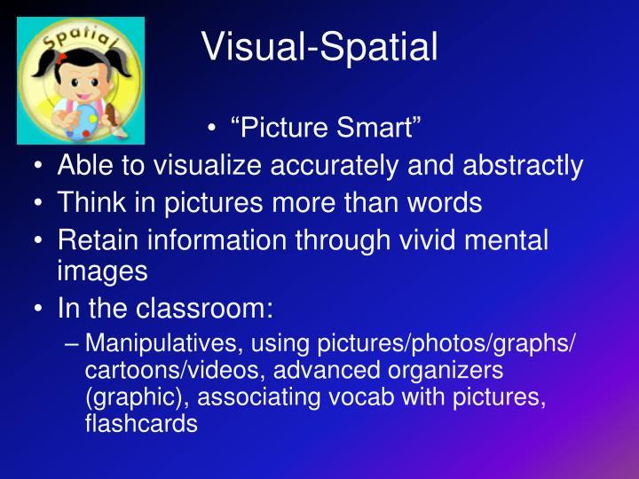 Visual-Spatial
