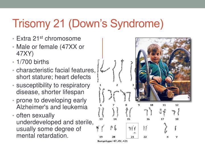 Trisomy