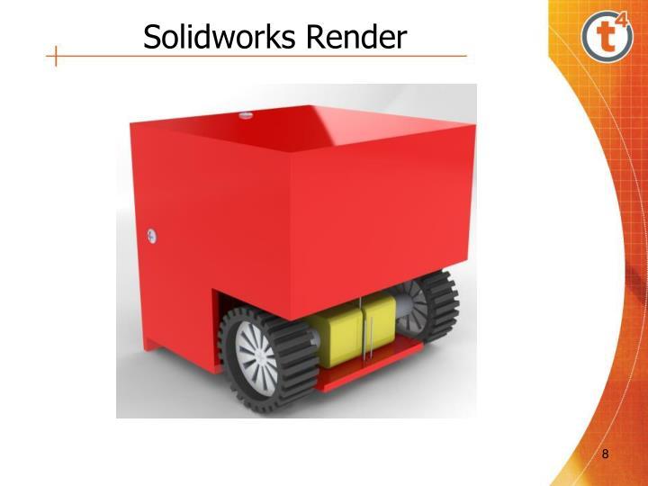 Solidworks Render