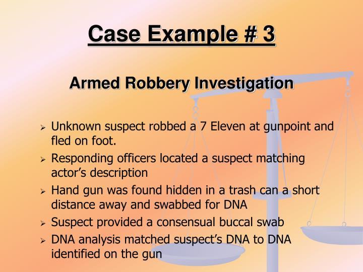 Case Example # 3