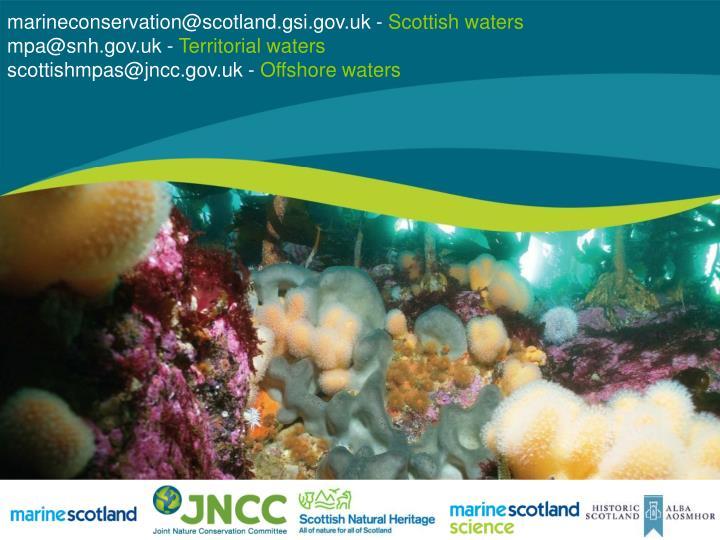 marineconservation@scotland.gsi.gov.uk -