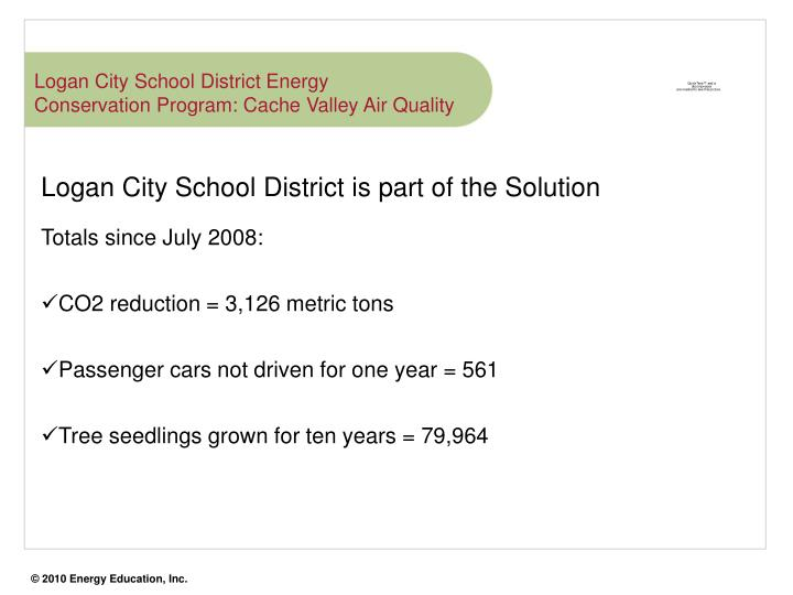 Logan City School District