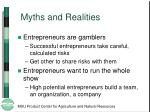 myths and realities1