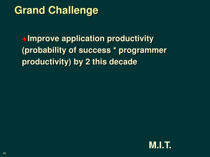 Grand Challenge