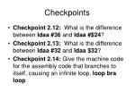 checkpoints1