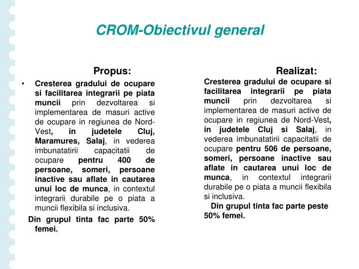 CROM-