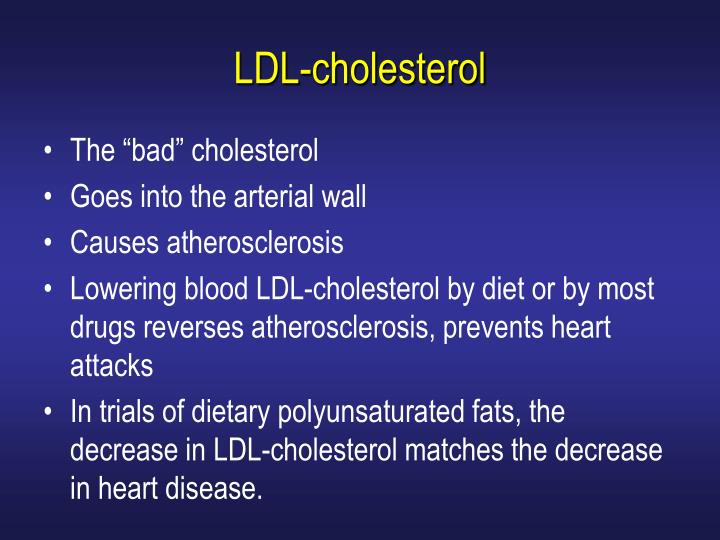 LDL-cholesterol