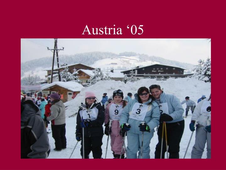 Austria '05