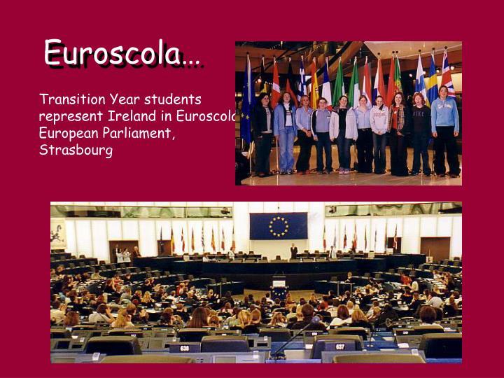 Euroscola…