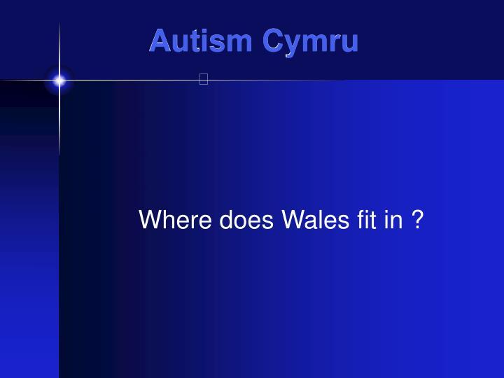 Autism Cymru