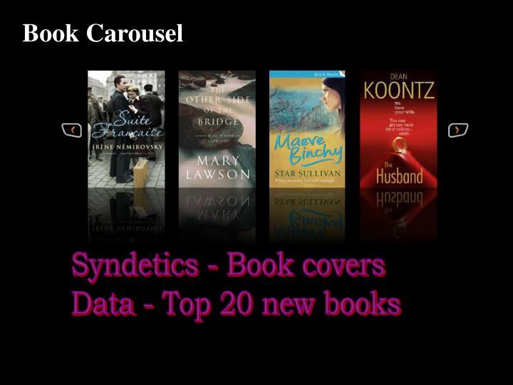 Book Carousel