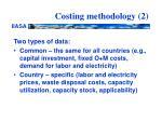 costing methodology 2