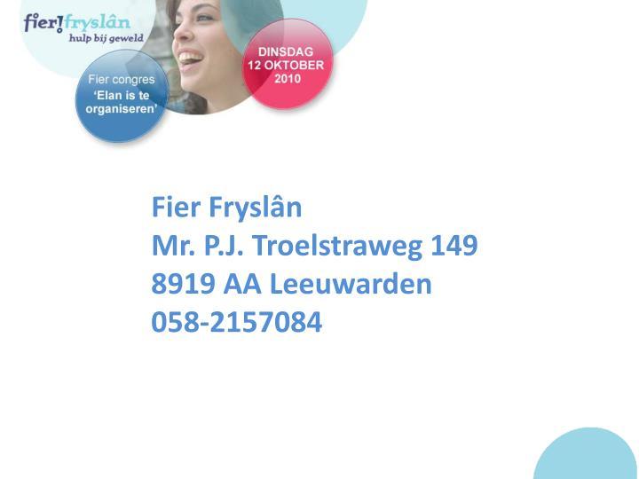 Fier Fryslân