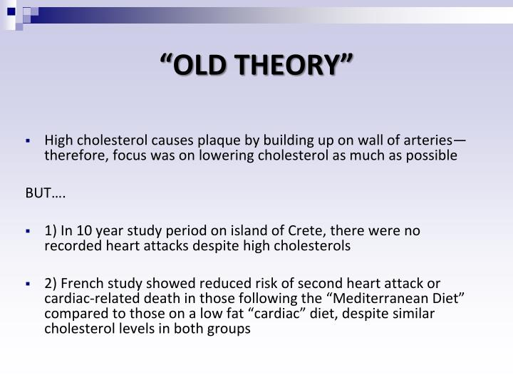 """OLD THEORY"""