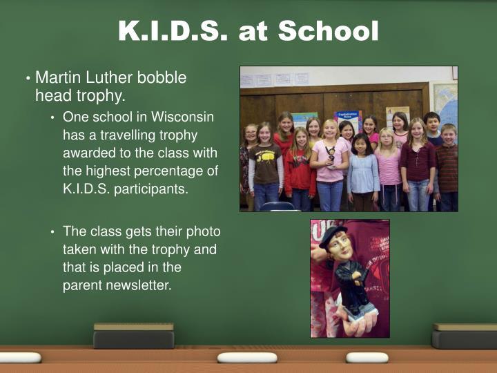 K.I.D.S. at School