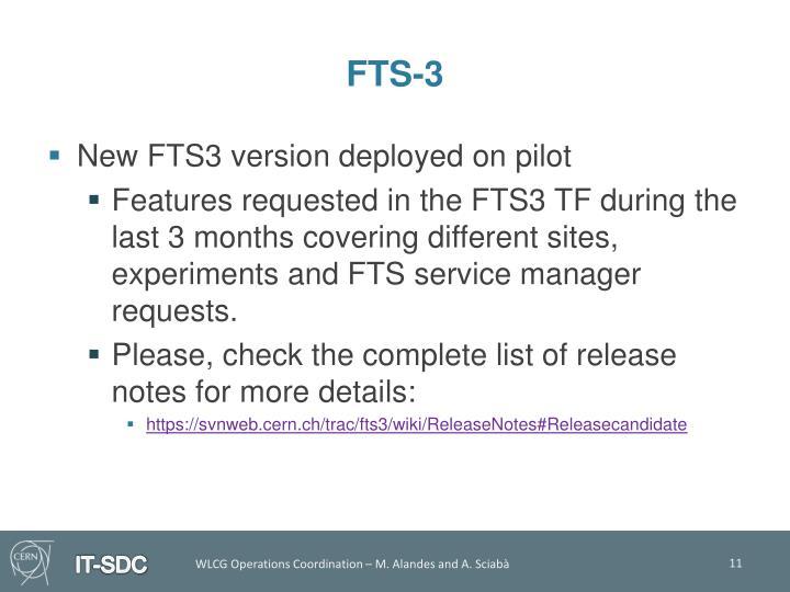 FTS-3