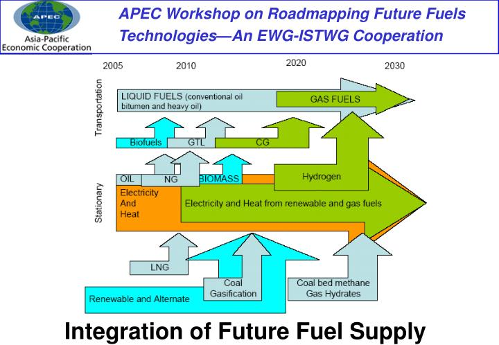 Integration of Future Fuel Supply