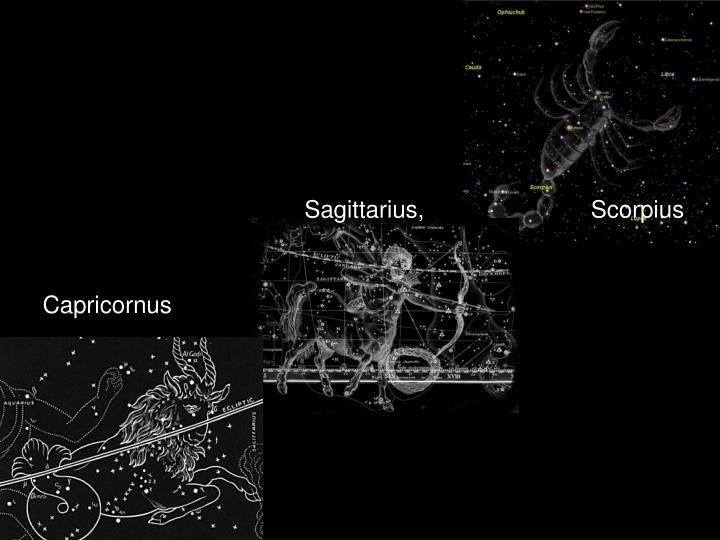 Sagittarius,