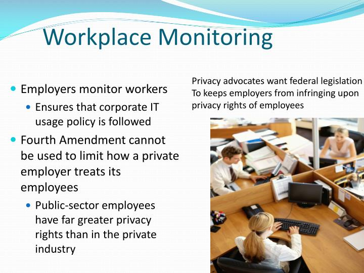 Workplace Monitoring