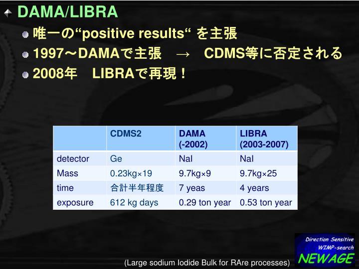 DAMA/LIBRA