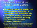 computers internet and people with disabilities2