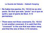 la guarda del s bado sabbath keeping44