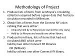methodology of project