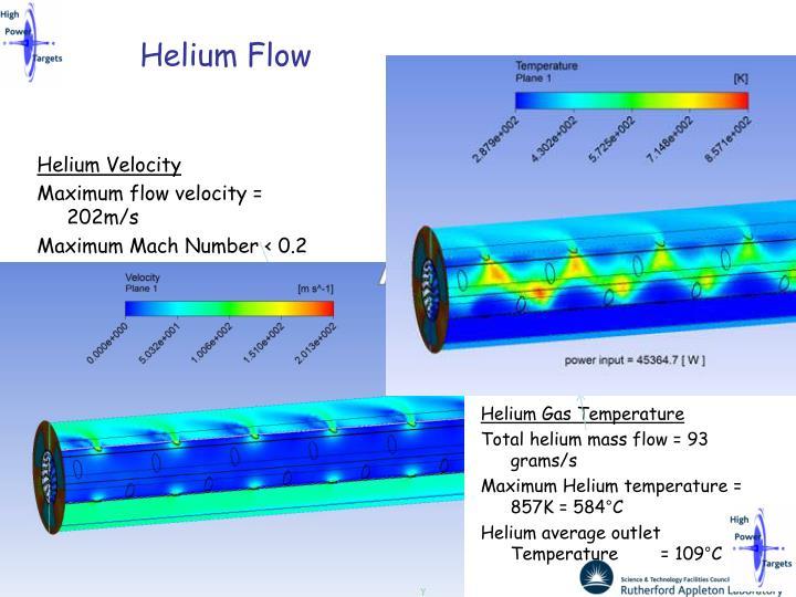 Helium Flow