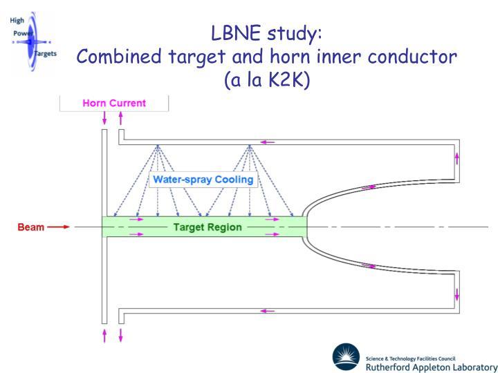 LBNE study: